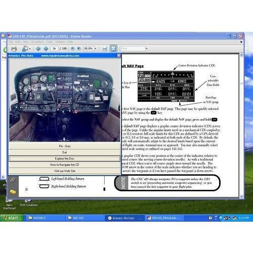 Avionics technicians hand book pin_outs wiring GPS Nav Com TXP Encoder G/S Audio (