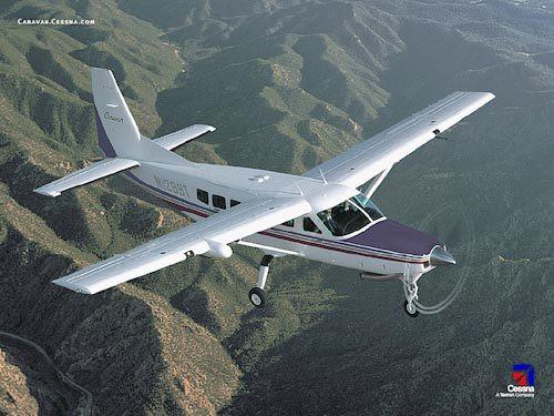 Cessna Aircraft 208 Caravan structural repair manual