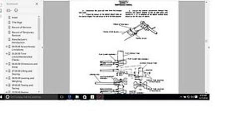 Beechcraft Skipper 77 electrical Service wiring manual set
