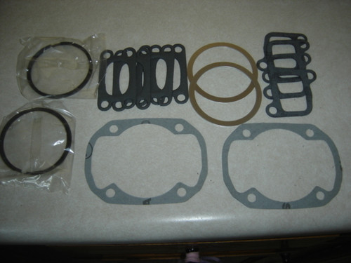 ROTAX 503 DECARBON KIT std bore piston rings n gaskets