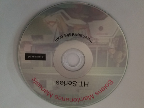Bolens 1886 series tractor service manual on CD