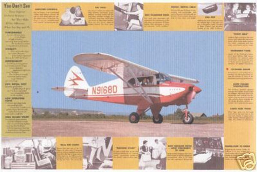 PA-22 Piper tripacer 150 160 aircraft and lycoming engine manual library