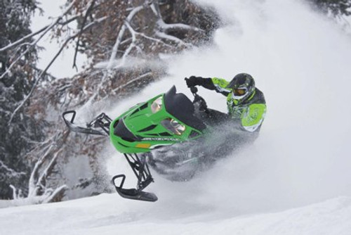 Arctic Cat ATV 2000 factory service manual