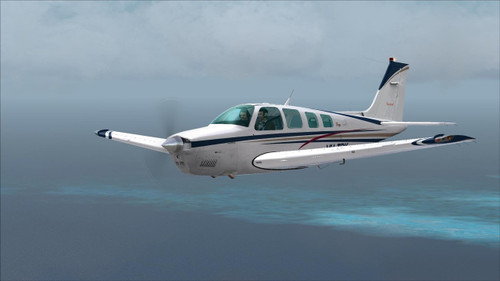 Beechcraft 33 and Bonanza service maintenance and parts manual set raytheon