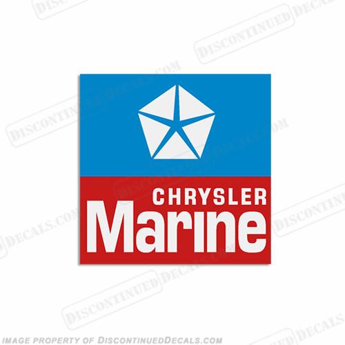 Chrysler marine Dana stern drive IO service repair manual