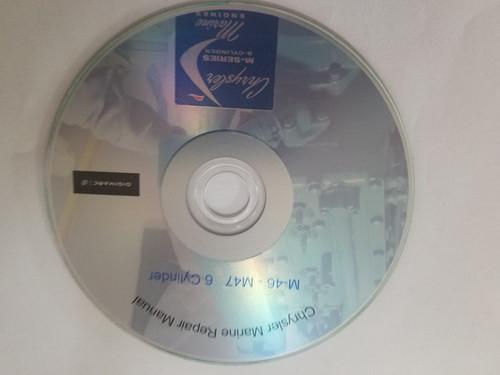 Chrysler M46 marine engine service manual