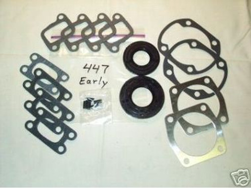 Rotax 447 engine full overhaul gasket seal kit