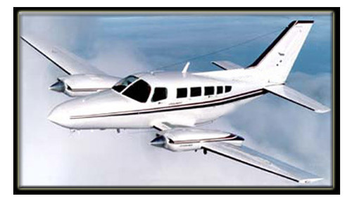 Cessna  402C service maintenance manual library