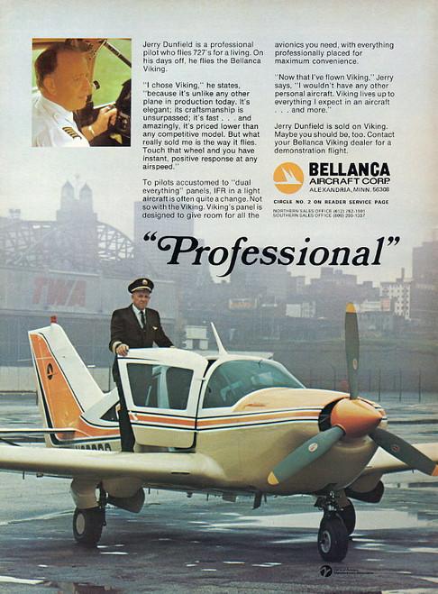 Bellanca Viking service maintenance manual 17-30A 17-31A 17-31ATC
