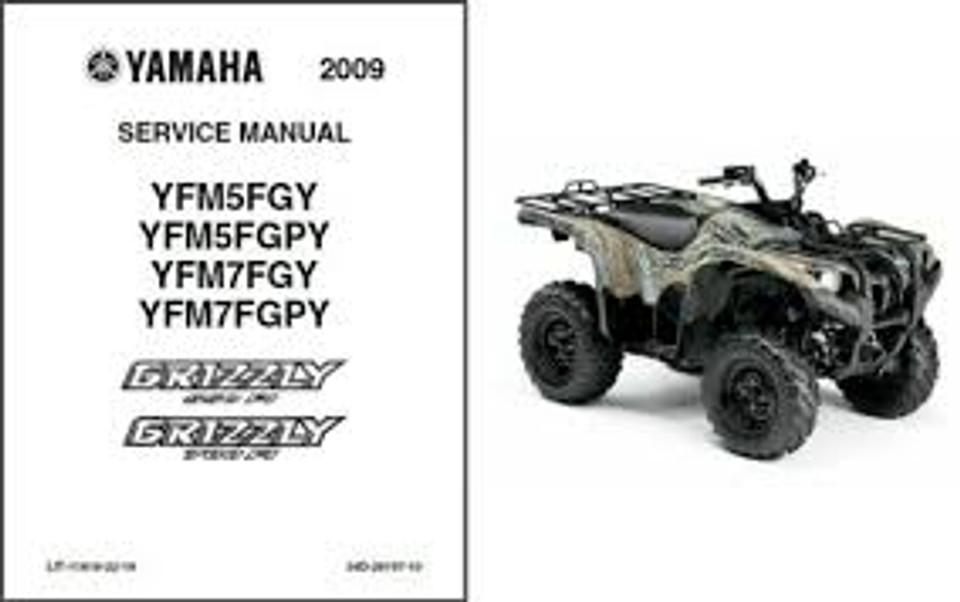 2003 Yamaha BANSHEE ATV Service Manual
