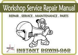 Perkins marine diesel engine service workshop manual