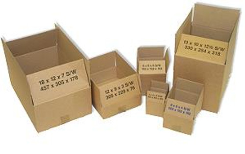 "18"" x 12"" x 7"" Box (50 Pack)"