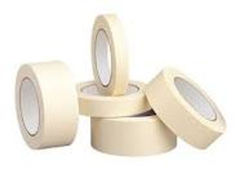 Masking Tape 25mm width (72 Roll Pack)