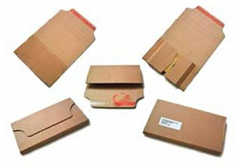Small Mailing / Book Wrap - 243 x 163 x 39mm (20 Pack)