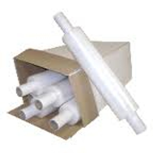 Clear Heavy Duty Pallet Wrap 400mm [34mu] - Ext Core (6 Pack)