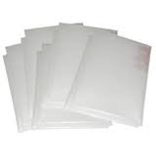 7 X 9 inch Polythene Bags - Clear Medium Duty (Box 1000)