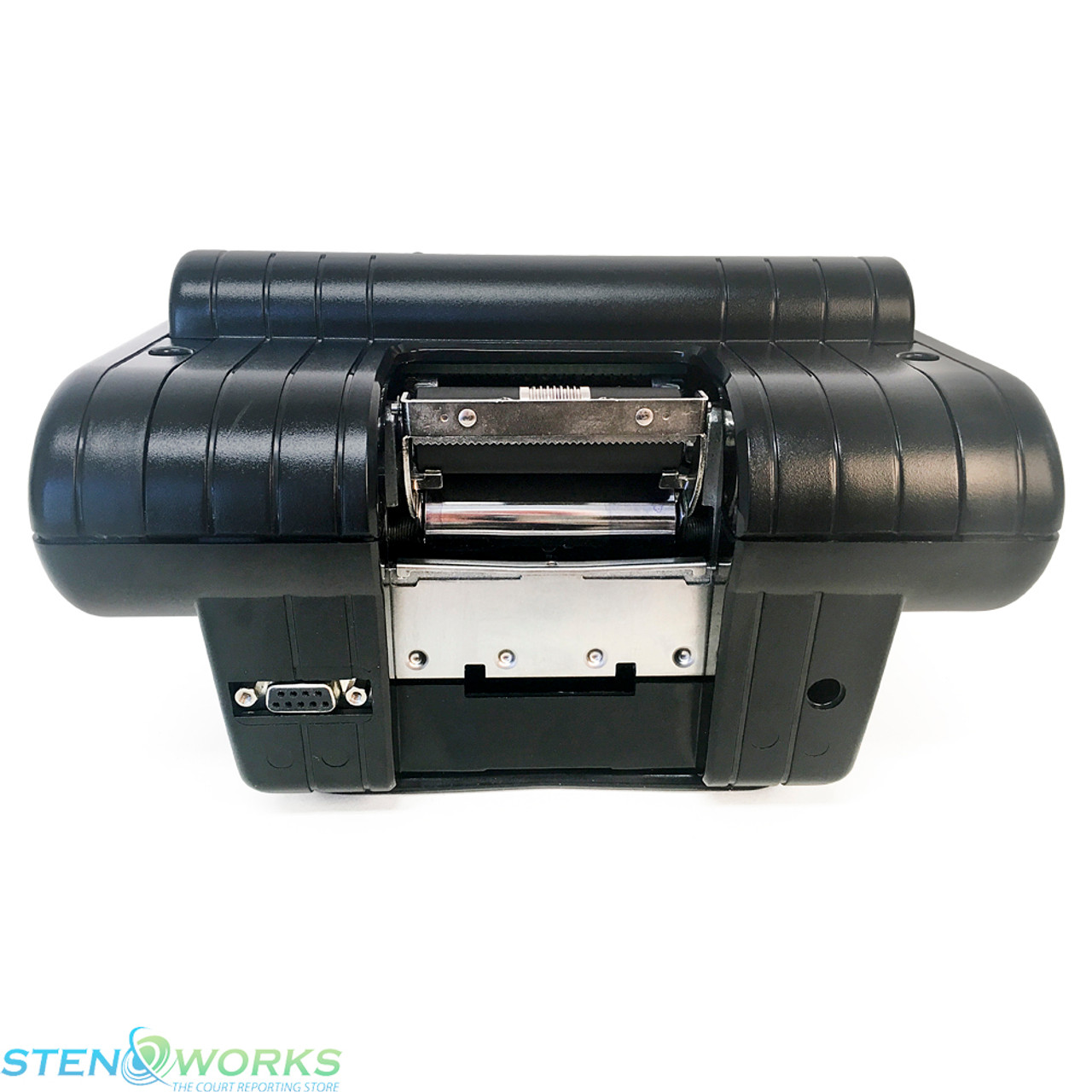 Stentura 400 SRT Electric Stenograph Stenography with Case /& Accessories 400SRT
