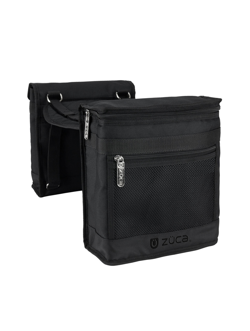 112784f563 ZUCA Bag Caddy - Black - StenoWorks The Court Reporting Store