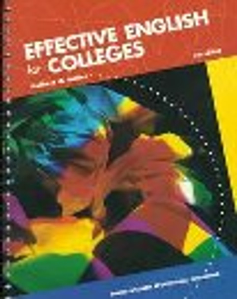 Effective English for Colleges