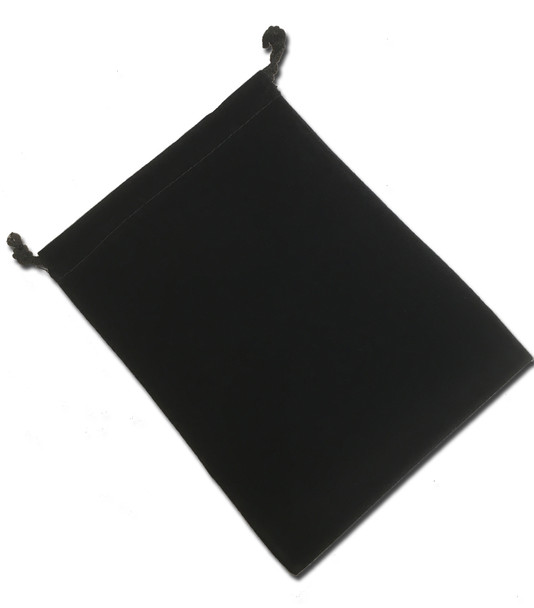 "Drawstring Velvet Goodie Bag 4"" by 5"""