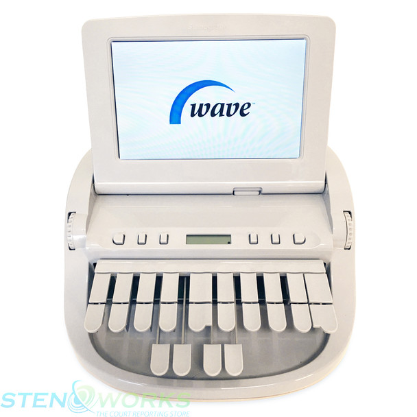 Stenograph's™ The Wave™ Refurbished Package