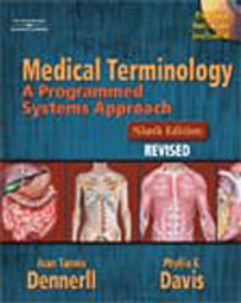 Medical Terminology A programmed Systems Approach 9th Edition w/CDs