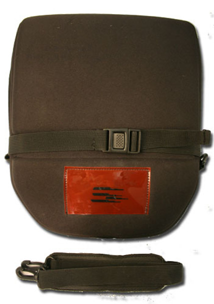 Stenograph®  Case For Steno Machines- Jet Bag USED