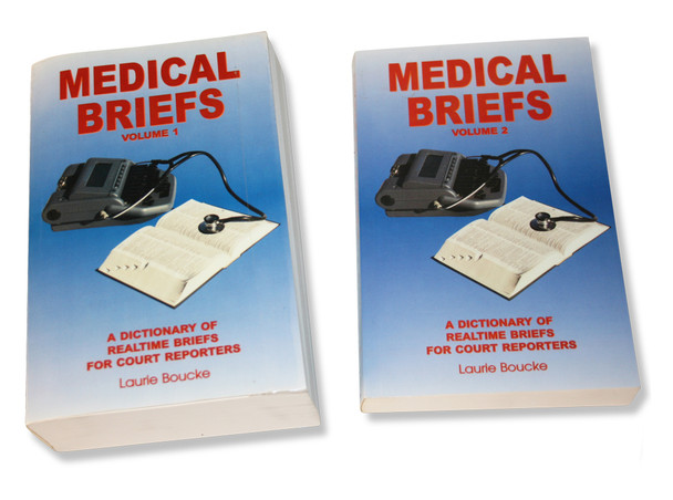 Medical Briefs A Dictionary of Realtime Briefs Both Volumes
