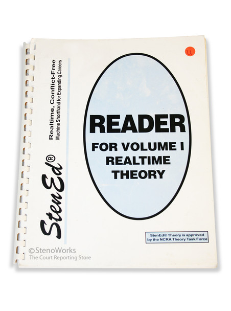 StenEd Realtime Theory  Reader Average Condition