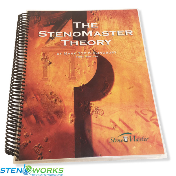 The StenoMaster Theory - First Edition by Mark Kislingbury - Very Good Condition