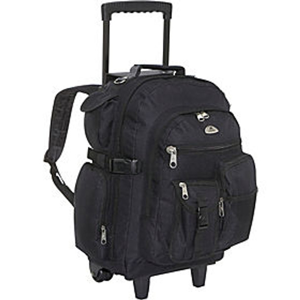 Deluxe Rolling Backpack for Stenograph® Writers