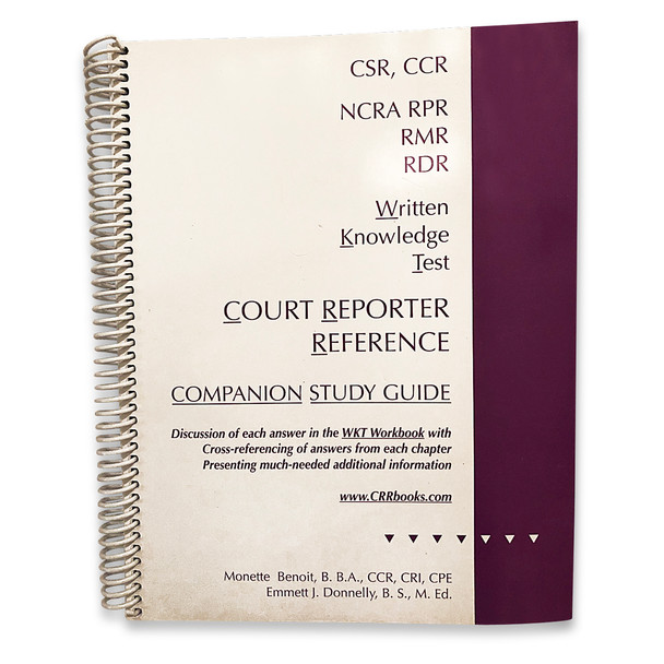 Purple Books Companion Guide to Workbook