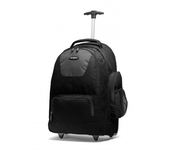 "Samsonite 20"" Wheeled Backpack - Extra Padding Free Shipping"