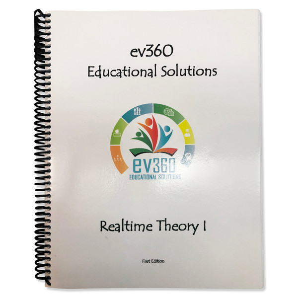 Realtime Theory I, ev360 Educational Solutions By Kay Moody, Good Condition