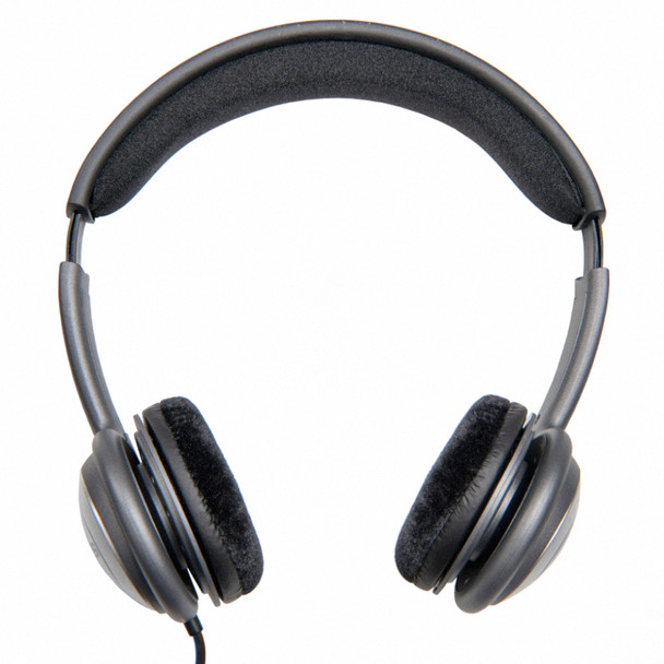 WordSlinger Deluxe Overhead USB Transcription Headset - New