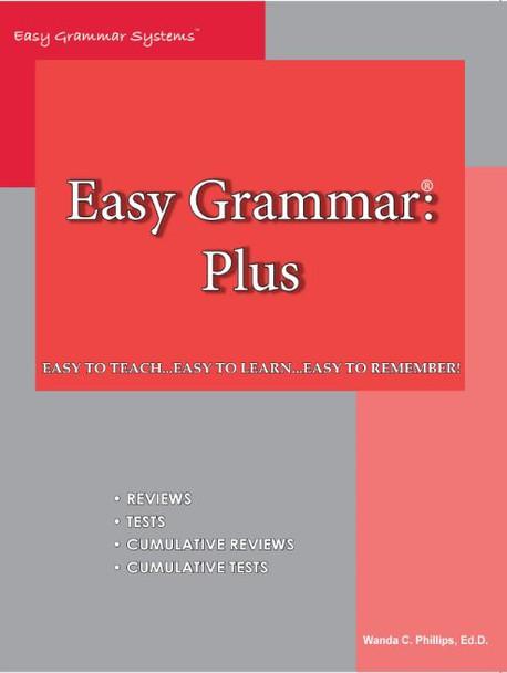 Easy Grammar Plus,  Acceptable Condition