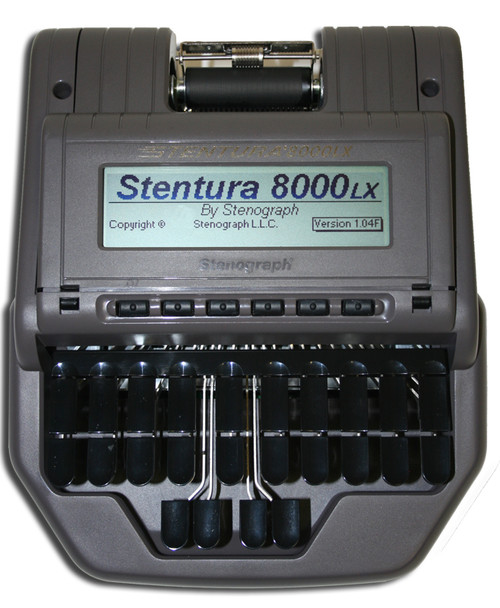 Pro 12 Month Rent-to-Own - Stentura® 8000LX professional writer package