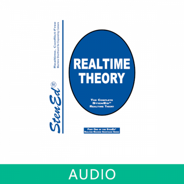 StenEd Student Theory Pack Realtime, 2 Books Online Audio
