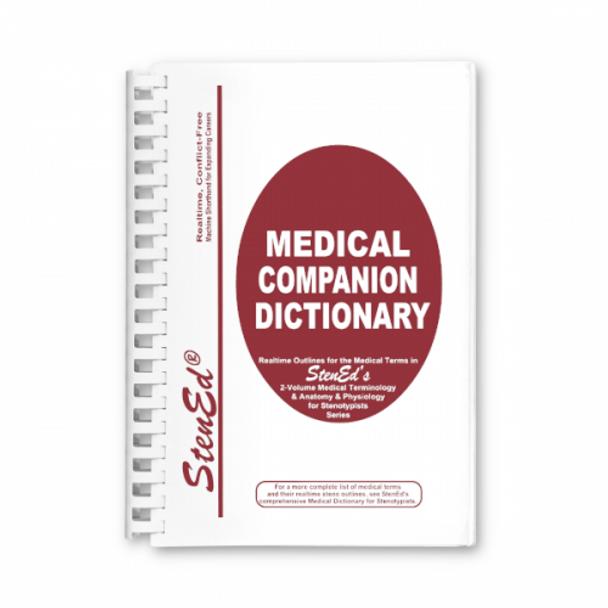 Medical Companion Dictionary