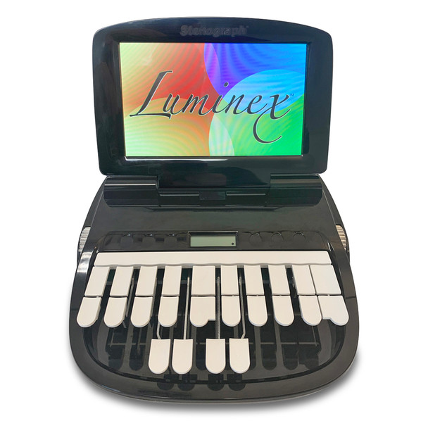 Luminex Pro Writer Classic Black -White keys