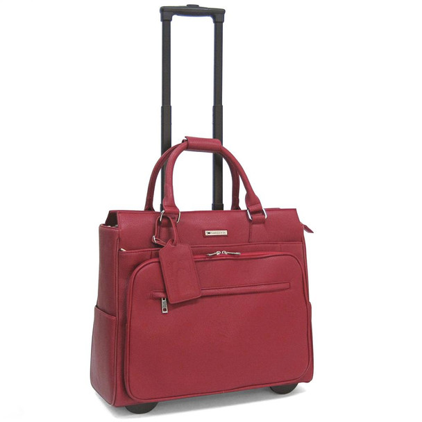Pebble Rolling Case Red - NEW - Free Shipping