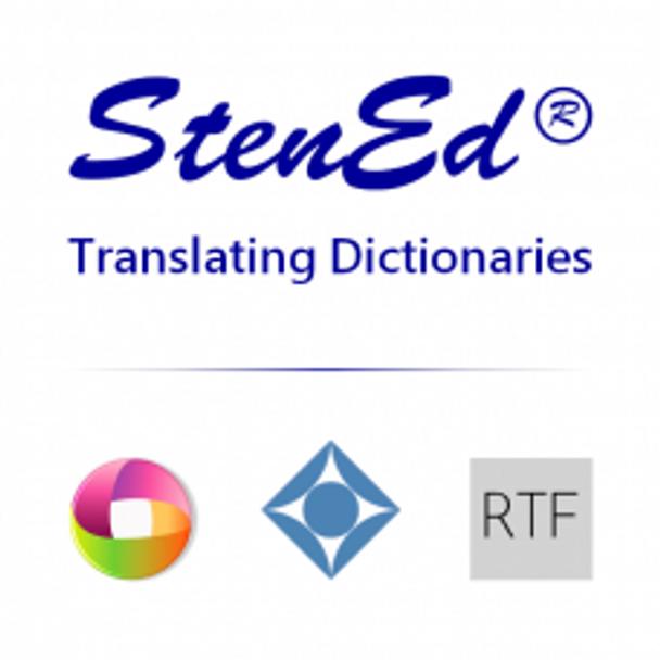 StenEd Translating Dictionaries