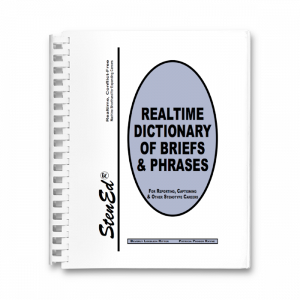 Realtime Dictionary of Briefs & Phrases
