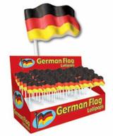 German Flag Lollipops