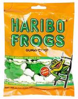 Haribo Frogs