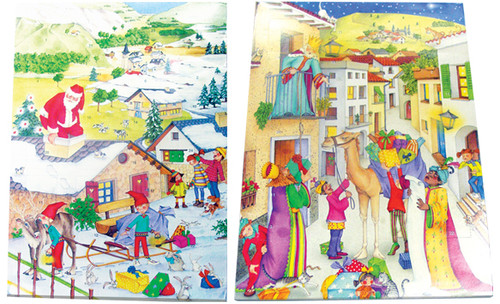 Spanish Advent Calendars
