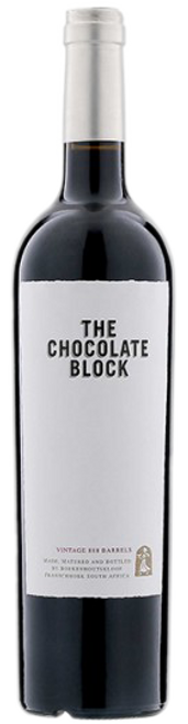 CHOCOLATE BLOCK  5* PLATTER'S   - 2017