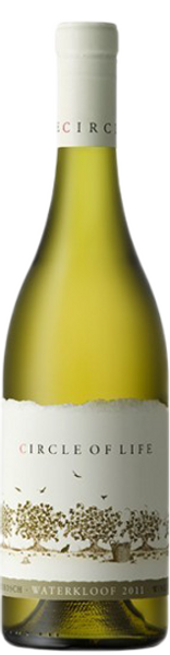 WATERKLOOF CIRCLE OF LIFE WHITE * WINE OF THE YEAR * - 2013