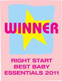 Right Start, Best Baby Essentials, 2011 Awards - Winner