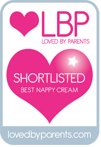 Loved By Parents, 2011 Awards - Shortlisted Best Nappy Cream